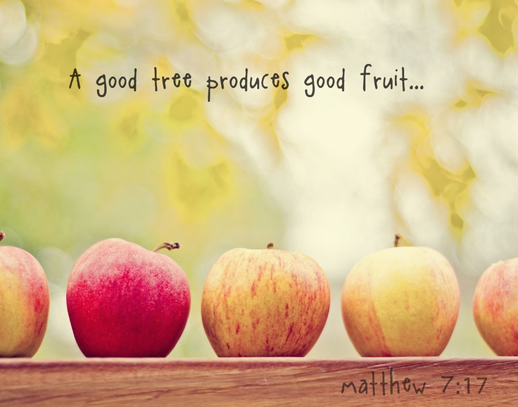 Fruits proverbs and quotes