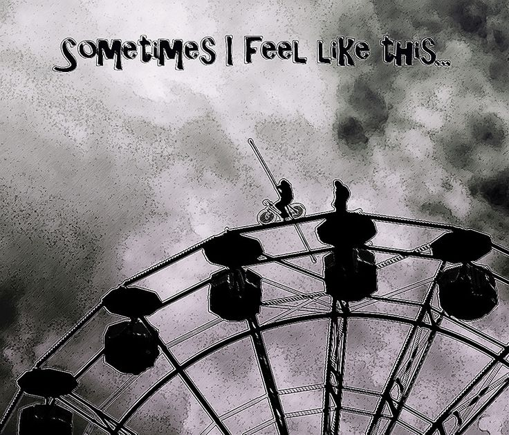 """""""Sometimes"""" Stickers, prints, cards, phone cases & skins, wall art and travel mug"""