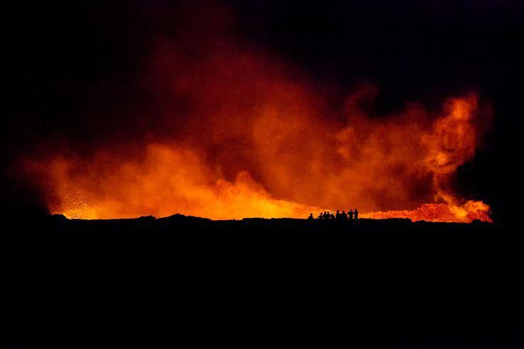 ETHIOPIA: Erte Ale volcano on Behance
