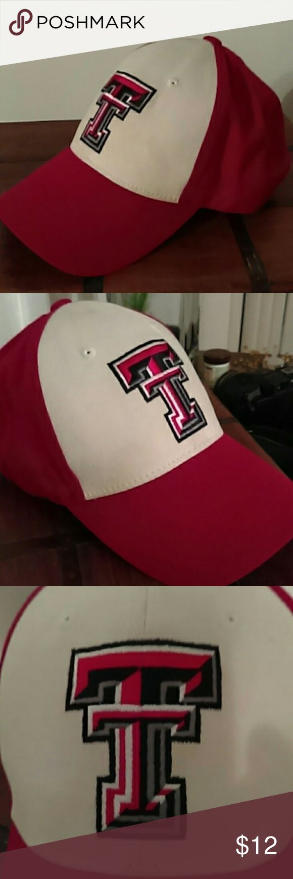 Texas Tech Baseball Hat Texas Tech Baseball Hat  Captivating Headgear Adjustable Strap Captivating  Accessories Hats