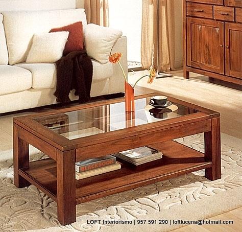 Más de 1000 imágenes sobre Mesas en Pinterest Mesas, Estanterías y - mesitas de madera