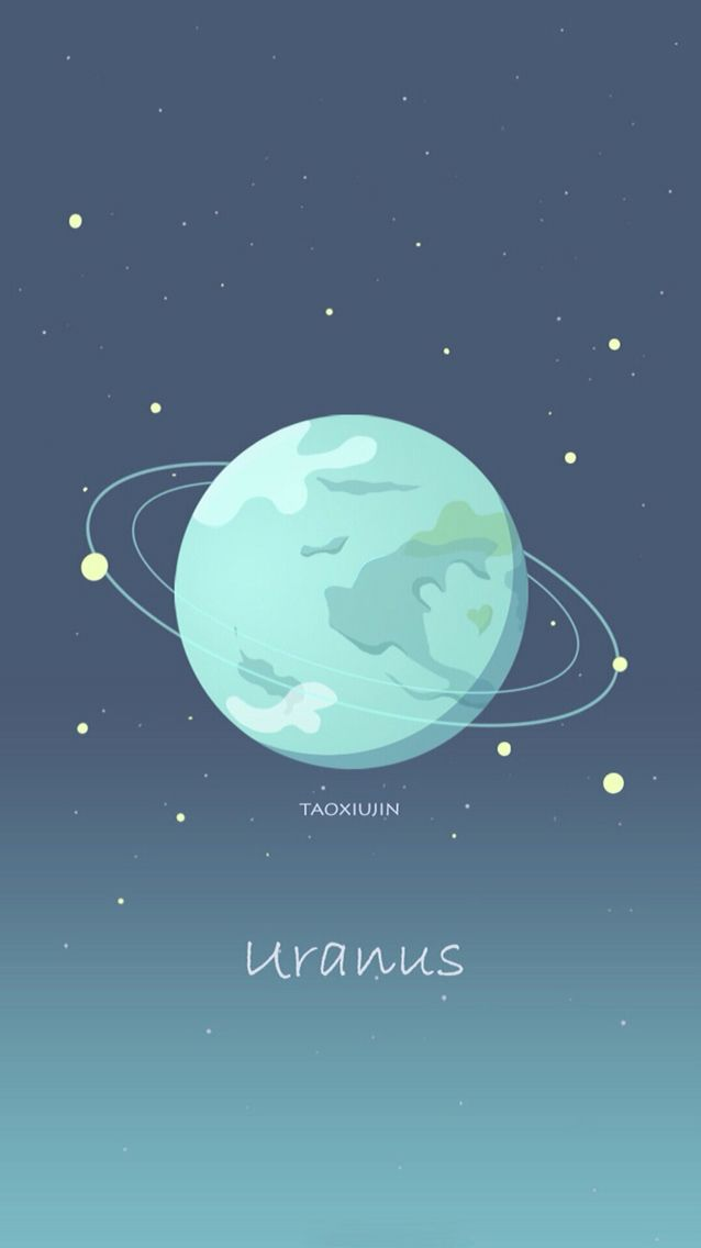 iPhone Gravity of uranus wallpaper iphone.
