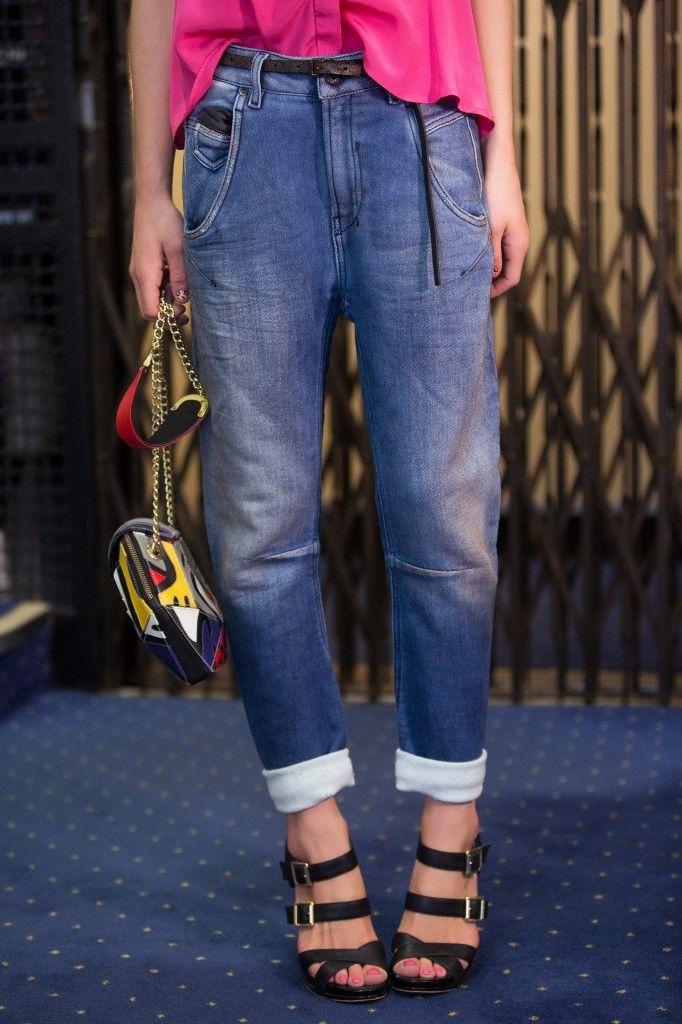 LPA Styles It: Diesel Jogg Jeans - La Petite Anglaise