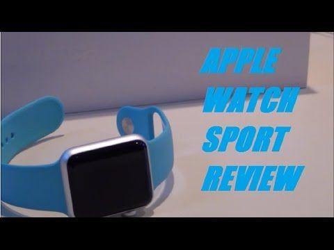 Apple Watch Sport (Review)