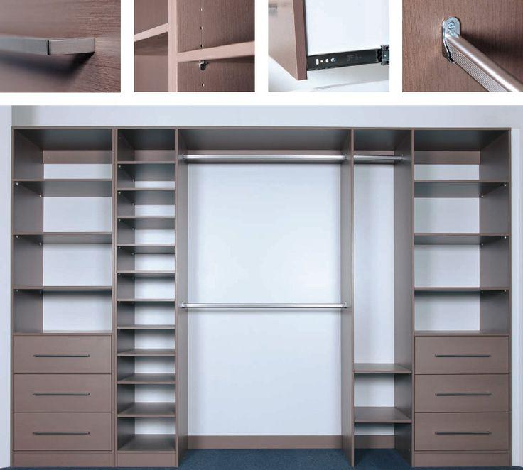 Custom Wardrobes Classic and Contemporary #Wardrobe http://modular-kitchens.com/wardrobes.html