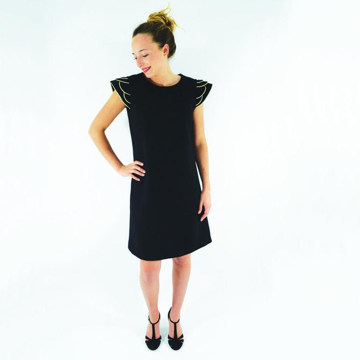 Robe / Top Anne-Charlotte Patron