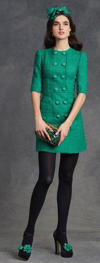 Dolce & Gabbanna Women's Collection Winter 2016
