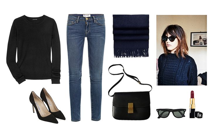 Fall inspires me to get out navy, beige, and camel classics. I know I...