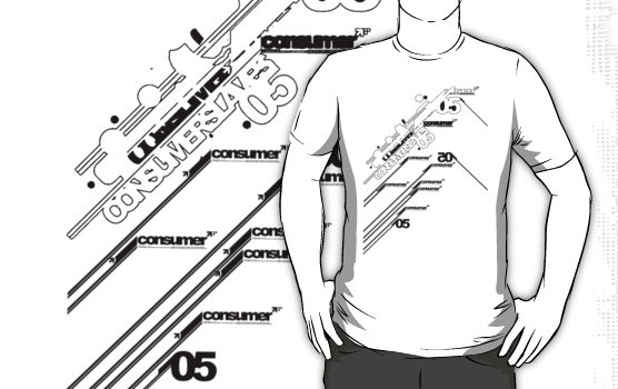 Denis Marsili has a brand new design up on his Redbubble shop called Consumers' T-Shirt, and it's available for … http://p.ost.im/p/ecvFNQ: Conceptual Art, Artists T Shirts, Shops Call, Artists Tshirt, Retro Grunge, Redbubbl Shops, Call Consumer, Grunge Vintage, Deni Marsili