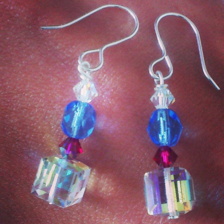Swarovski cute beautiful design shuuforyou earrings jewelry bisuteria accessories acce4sorios style fashion