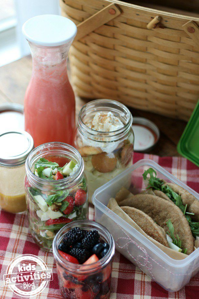 I love a great picnic for spring so today on Family Food Live, 5 Ways to Spring into Spring with Picnic Foods. We'll get you ready for outdoor dining.