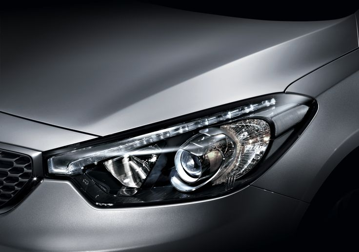 Our #Cerato now has LED Lights. Making our #Modern #Stylish and it turns heads during the day and and night.