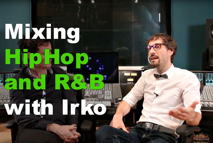 Irko (Jay-Z, J-Lo, Kanye West) breaks down several of his HipHop and R&B mixes, including Kanye West' 'Stay Up', Kirko Bangz and more.