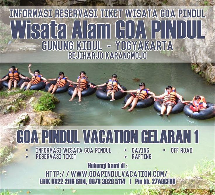 Informasi Cave Tubing Goa Pindul 0822 2116 6114 | Informasi Reservasi Tiket Wisata Goa Pindul 0822 2116 6114