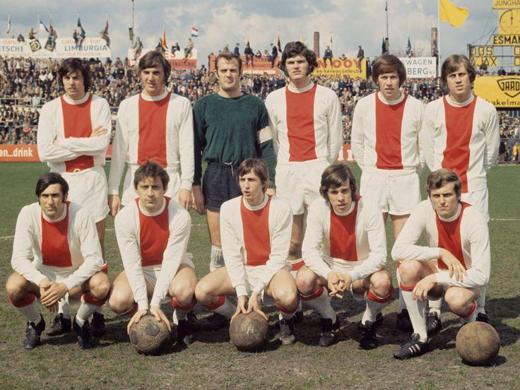 Ajax 1971 - 1973