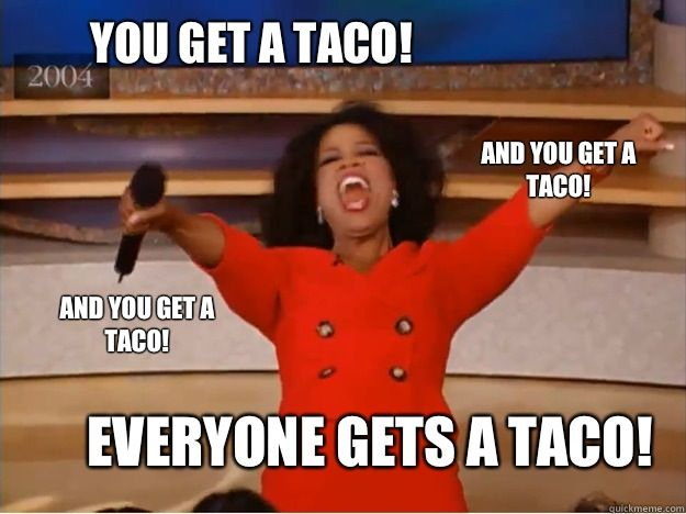 Image result for taco tuesday meme