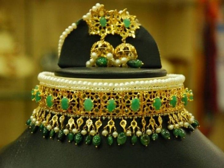 The 25 best Nizam jewellery ideas on Pinterest
