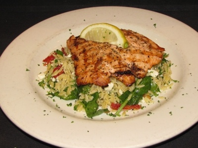 Wild Alaskan Copper River Salmon is lookin' tasty at Rockfish Seafood Grill @ The Station!