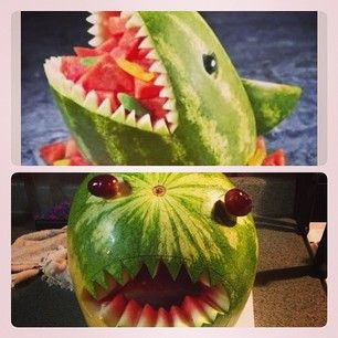 And definitely not some goofy-lookin' shark. | 24 Pinterest Fails That Will Make You Feel Better About Your Summer