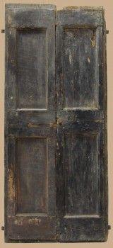 Porta antica originale umbra del 1700