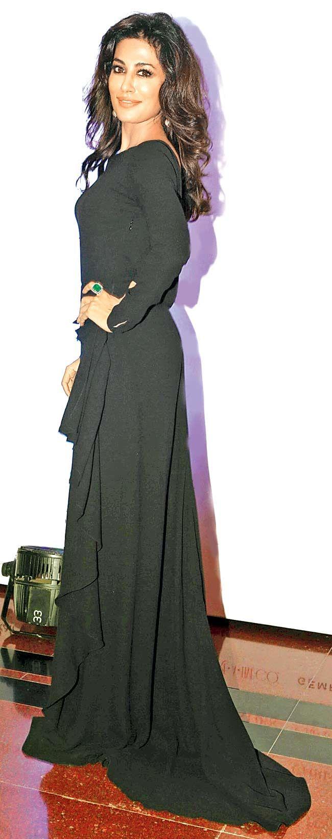 Chitrangada Singh at a jewellery auction. #Style #Bollywood #Fashion #Beauty