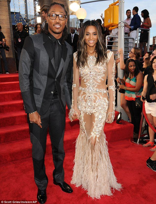 future proposed to ciara on her birthday with a 15carat