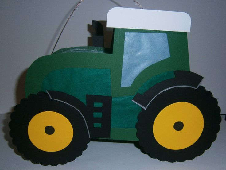 laterne st martin traktor bis 3 jahre von bastelkoenigin de auf st martin. Black Bedroom Furniture Sets. Home Design Ideas