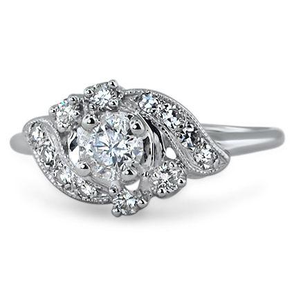 The Polaris Ring   #BrilliantEarth