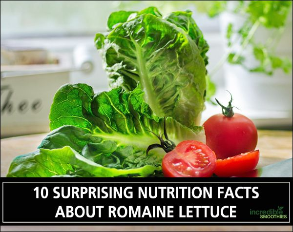 Crisp romaine lettuce is a highly nutritious leafy green to use in a green smoothie. It has a mild flavor that is easily masked by fruit so it's perfect if you're new to green smoothies or making it for picky eaters. You can add an entire head of lettuce to a fruit smoothie and not …