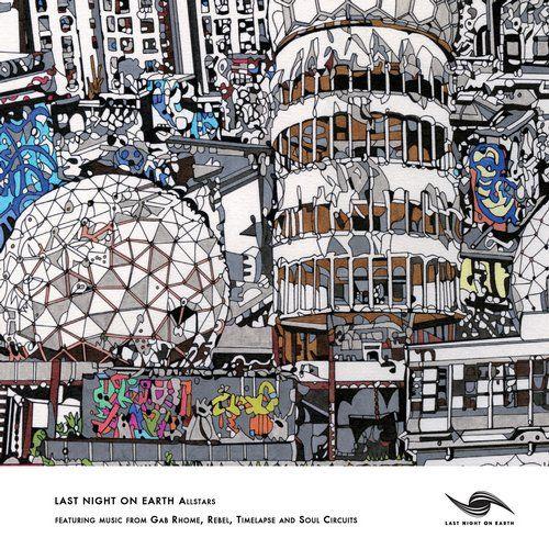 VA - Last Night On Earth Allstars [FLAC]