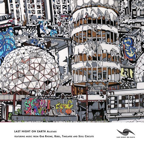 VA - Last Night On Earth Allstars [FLAC]
