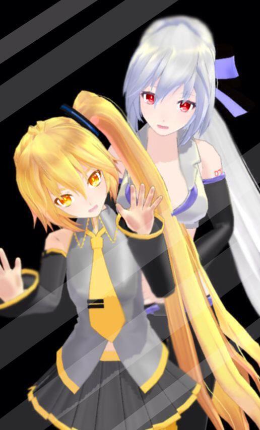 Vocaloid Neru And Haku Vocaloids Neru and Hak...