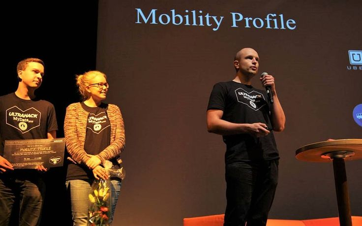 MyData-seminaarin yhteydessä järjestettiin viime viikolla myös oman datan hallintaan liittyvä hackathon. Reilut 80 osallistujaa valittiin sadoista hakijoista eri puolilta Eurooppaa. Osa ulkomaalaisista kilpailijoista nukkuikin paikan päällä Helsingin Kulttuuritalon kellarissa.