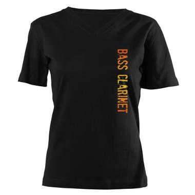 Stamp Bass Clarinet Shirt