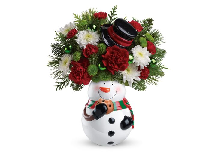 Cookie Jar Bouquet $49.99. The perfect two-in-one gift, this jolly ...