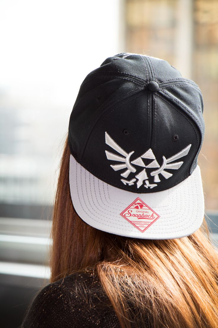 The Legend Of Zelda - Snapback Cap