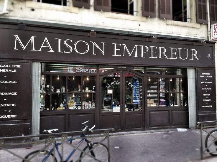Maison Empereur, Marseille - une maison à ne pas manquer lors de votre passage à Marseille ! Francis, 2013 I Francisapp.com