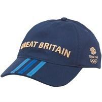 Adidas 2012 Team GB 2012 Great Britain Cap Dark Indigo One Size | eBay Peter