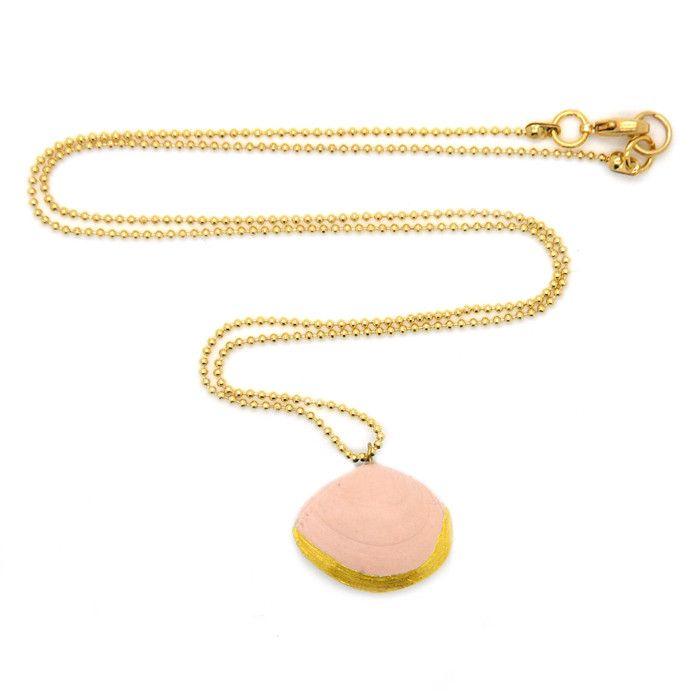 BijJosse Nonnetje pink gold #applepiepieces...te cute deze