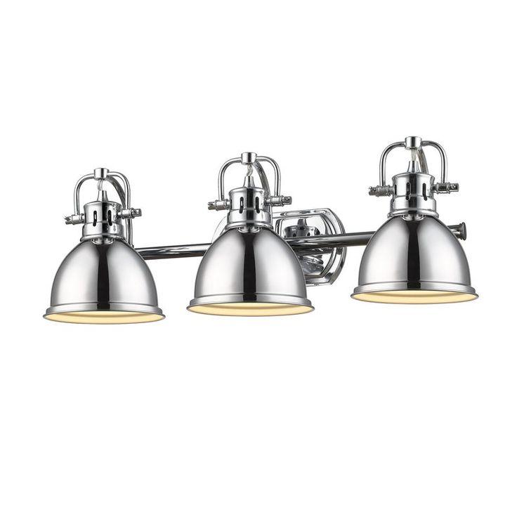 Beachcrest Home Bodalla 3 Light Metal Vanity Light Reviews: Bodalla 3-Light Metal Vanity Light