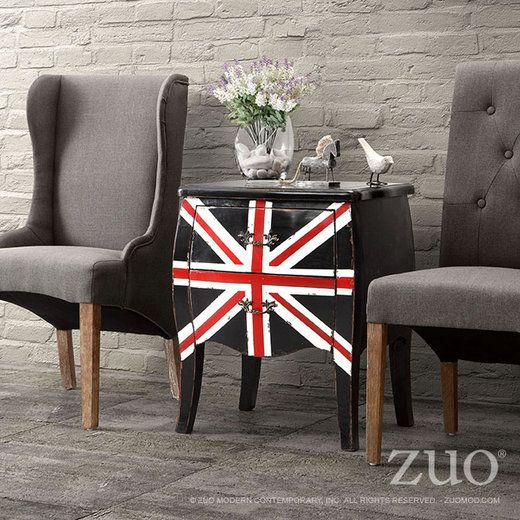 Zuo Modern 98083 Marina Armchair Charcoal In Gray Small
