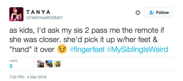 """Oh my goodness, no. 