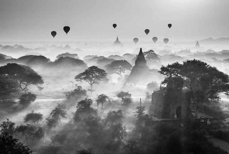 Bagan, Myanmar by Zay Yar Lin on 500px