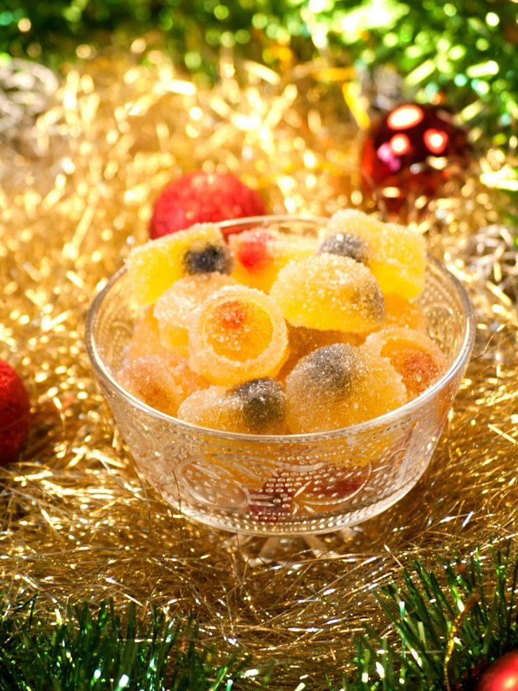 178 best Pâte de fruits | Candied fruit images on Pinterest ...