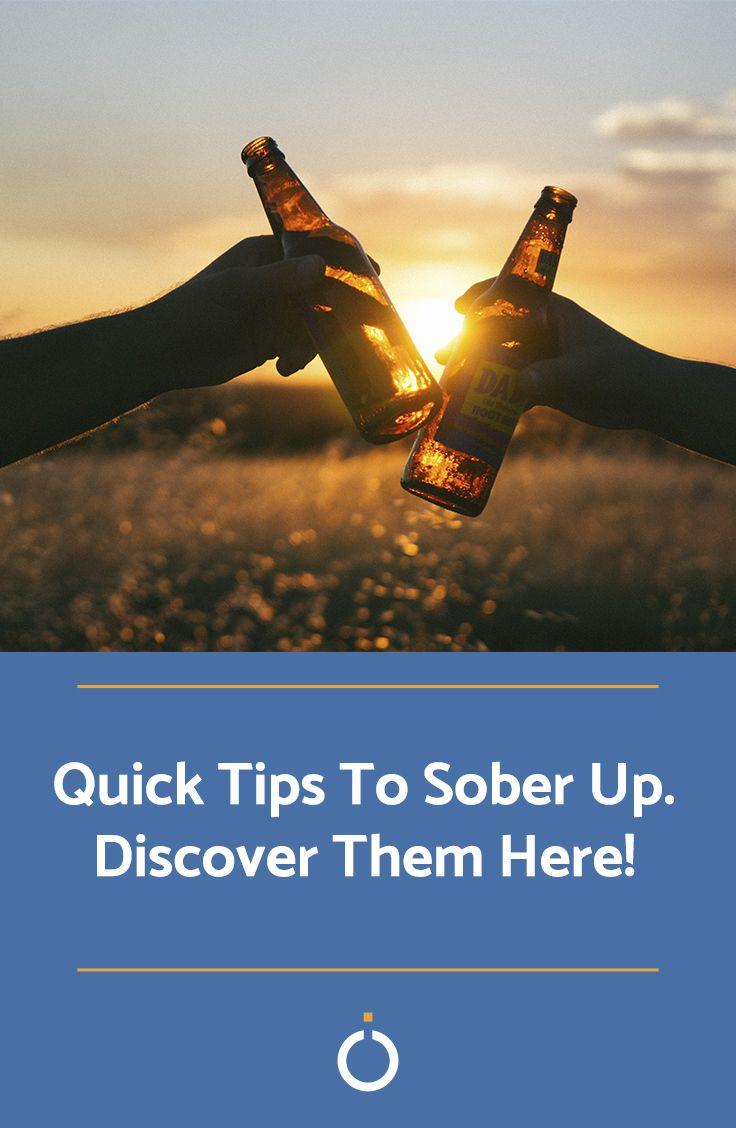 Quick Tricks To Sober Up 6 Steps Quick Tricks Sober Quick