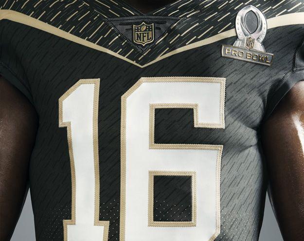 2016 Pro Bowl Uniforms (Black)