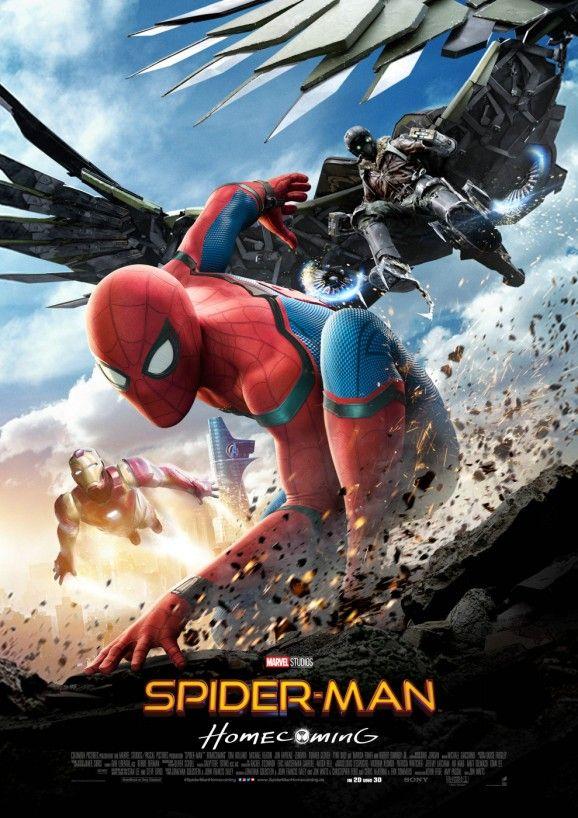 Neues Poster zu Spider-Man: Homecoming