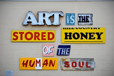 yes it is.: Art Quotes, Art Museums, Human Soul, Well Said, Cool Idea, Quotes Art, Art Is, Soul Quotes, Stores Honey