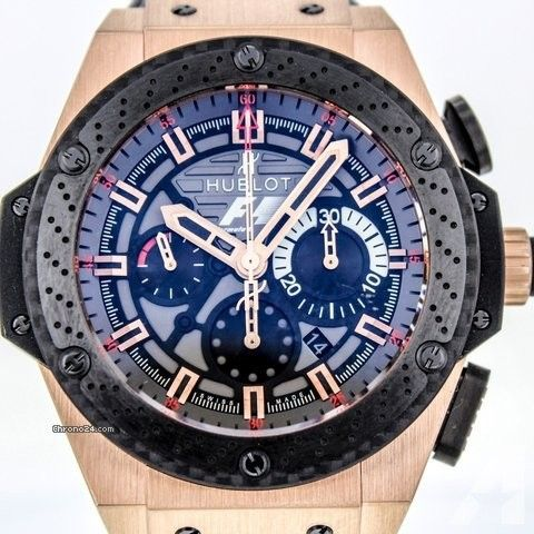 Hublot King Power 48mm 703.om.6912.hp Formula 1 Limited Edition Mens Watch