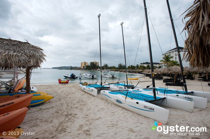 Watersports at the Secrets Wild Orchid Montego Bay